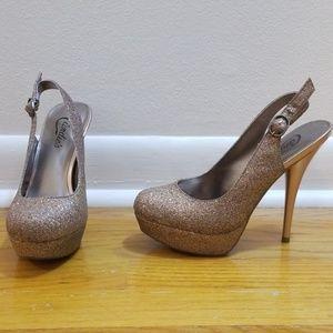 Candies heels. Size 6